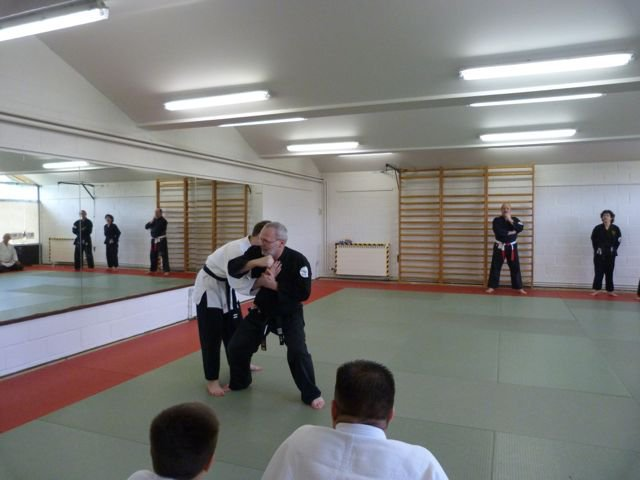 Nationale training Landen 13-05-2012