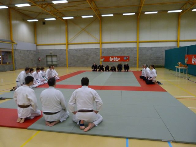 Nationale training Glabbeek 07-04-2013