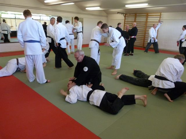 Nationale training Landen 05-05-2013