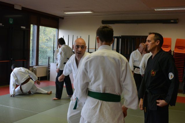 Nationale training Borgloon 05-11-2017